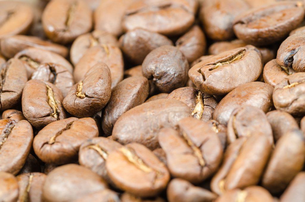 Зерна кофе Арабика
